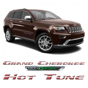 Grand Cherokee EcoDiesel (WK2) Hot Tune